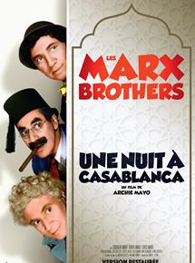 Une nuit à Casablanca streaming