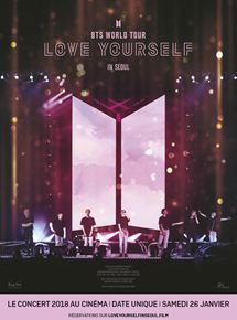 BTS World Tour: Love Yourself in Seoul en streaming