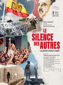 """Résultat de recherche d'images pour """"le silence des autres"""""""
