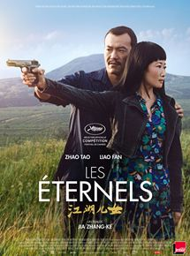 Affiche du film Les Éternels (Ash is purest white)