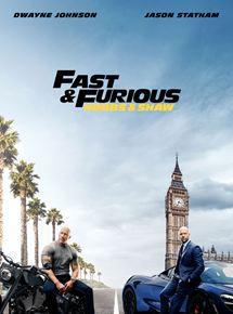 Fast & Furious : Hobbs & Shaw stream