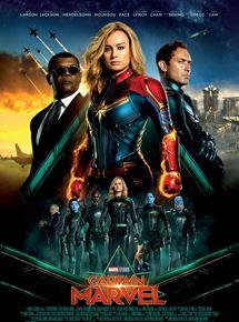 Captain Marvel streaming