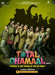 Total Dhamaal en streaming