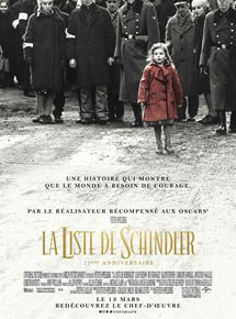 La Liste de Schindler streaming
