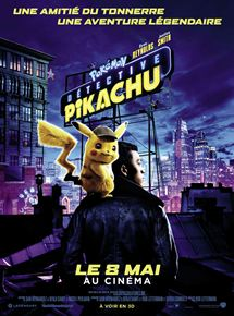 Pokémon Détective Pikachu en streaming