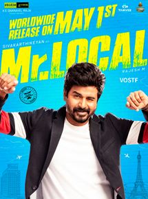 Mr Local streaming
