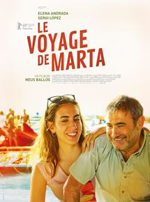 Le Voyage de Marta streaming