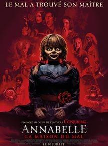 Annabelle – La Maison Du Mal streaming
