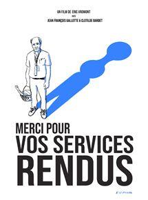 Merci Pour Vos Services Rendus