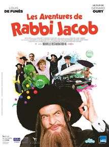 Les aventures de Rabbi Jacob streaming