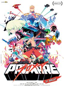 Promare streaming gratuit
