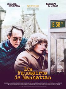Les Faussaires de Manhattan en streaming