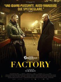 Gagner une place de cinéma pour Factory