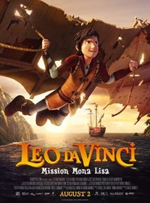 Leo Da Vinci: Mission Mona Lisa streaming