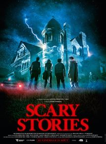 Scary Stories Film 2019 Allocine