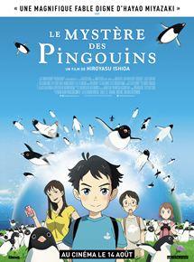 LE MYSTERE DES PINGOUINS