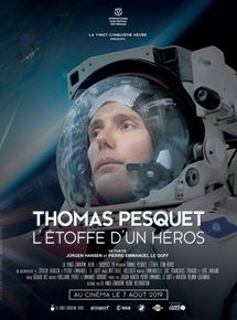 Thomas Pesquet – L'étoffe d'un héros streaming