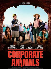 voir Corporate Animals streaming