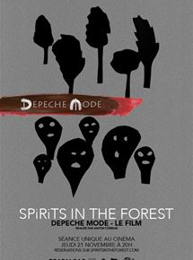 Depeche Mode: Spirits In The Forest streaming