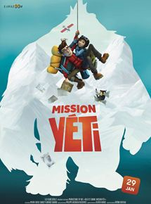 Mission Yéti streaming