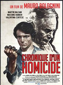 Chronique d'un homicide streaming