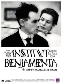 Institut Benjamenta streaming