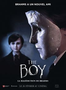 The Boy : la malédiction de Brahms streaming gratuit