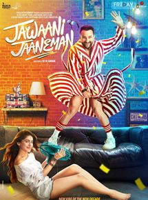 Jawaani Jaaneman streaming