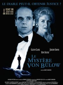 Le Mystère von Bülow en streaming