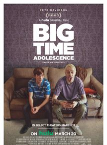 Big Time Adolescence streaming