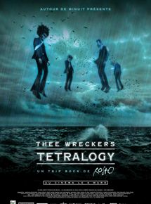 Thee Wreckers Tetralogy - Un trip rock de Rosto en streaming