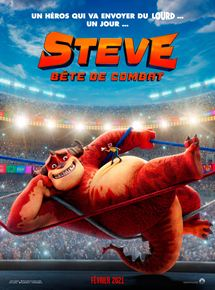 Steve – Bête de combat streaming