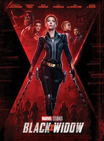 voir Black Widow streaming