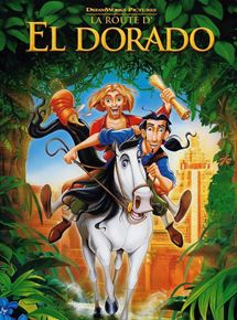 La Route d'Eldorado streaming