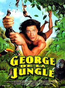 voir George de la jungle streaming