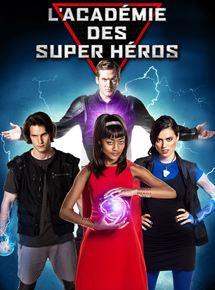 L'académie des super-héros streaming