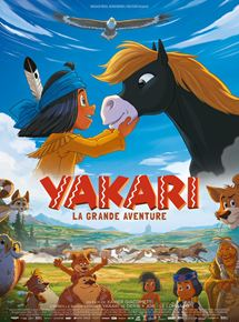Yakari, le film streaming