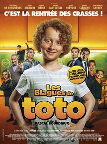 Gagner une place de cinéma pour Les Blagues de Toto