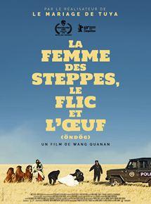 La Femme des steppes, le flic et l'oeuf streaming