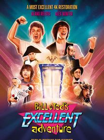 Bill & Ted's Excellent Adventure streaming