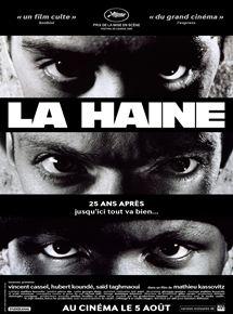 Gagner une place de cinéma pour La Haine