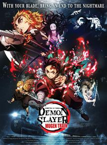 Bande-annonce Demon Slayer : Le train de l'infini