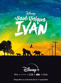 Le Seul et unique Ivan streaming