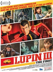 Lupin III: The First streaming gratuit