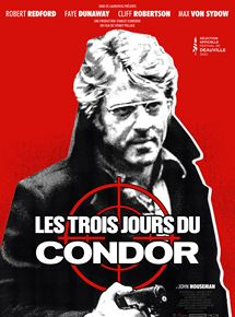 Les Trois jours du Condor streaming