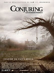 Conjuring : Les dossiers Warren streaming