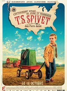 L'Extravagant voyage du jeune et prodigieux T.S. Spivet streaming