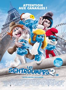 Les Schtroumpfs 2 streaming