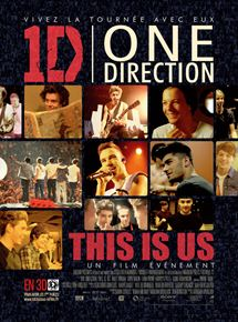 One Direction Le Film streaming