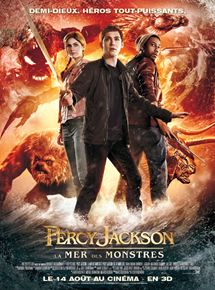Percy Jackson : La mer des monstres streaming